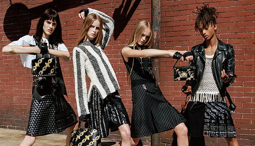 Campanha Spring 2016 Louis Vuitton